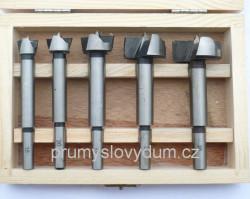 Sada sukovníků do dřeva 15-35mm 5ks Stavtool