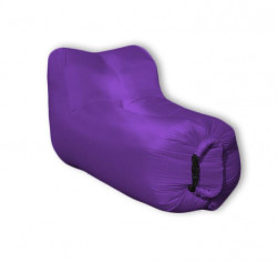 Křeslo nafukovací Air Sofa fialové