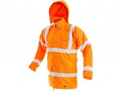 Reflexní bunda oranžová CAMBRIDGE