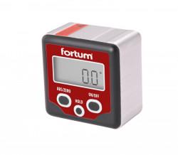 Sklonoměr digitální FORTUM 0°-360°