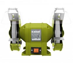 EXTOL CRAFT 410130 bruska dvoukotoučová 200mm 350W