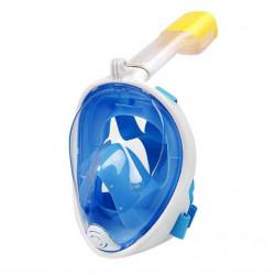Potápěcí celoobličejová maska FREEBREATH L/XL modrá