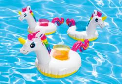 Sada nafukovacích držáků na pití do bazénu Intex 57506 - 3ks