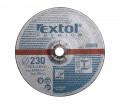 Brusný kotouè 230x6,0 EXTOL PREMIUM ocel