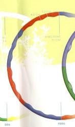 KRUH HULA HONG RING DYNAMIC 0,5kg