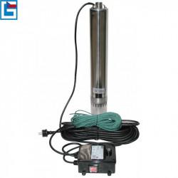 Ponorné čerpadlo Güde GTT 900 pro hlubinné studny