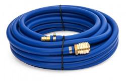 Hadice 20m BLUE tlaková PVC pr. 13/19mm, rychlospojky BOW