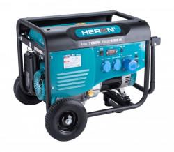 HERON 8896419 elektrocentrála benzínová 7,0kW/15HP, pro svařování