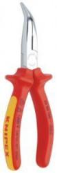 Kleště půlkulaté s ostřím 160mm KNIPEX 2525160-2