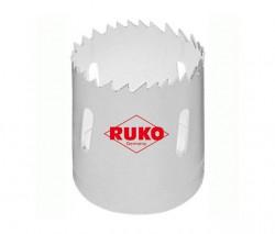 19mm Vrtací korunka do kovu BI-metal HSS-Co8 RUKO