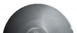 350x32mm 110zubů Pilový kotouč na kov HSS METALLKRAFT