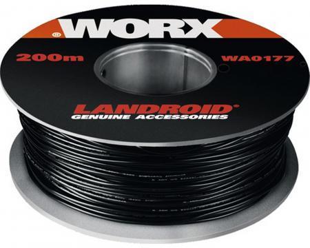 WA0177 Obvodový vodící drát 200m pro robotickou sekačku LANDROID