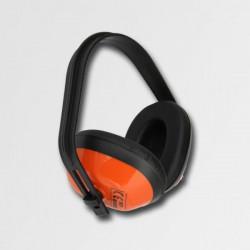 Èervená ochranná sluchátka CORONA PC0008