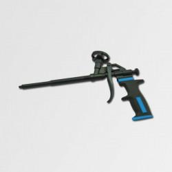 Pistole celokovová na PU pěny teflon XTline XT093