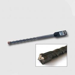 30x800 SDS-Max vidiový vrták do betonu 4-břitý