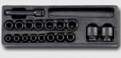 "HONITON HA041 průmyslové hlavice 10-32mm 1/2"" na platu"