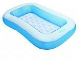 BABY POOL Bazén nafukovací dìtský 166x100cm