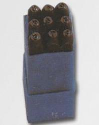 Razníky čísla 4mm