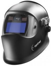 OPTREL e650 černá samostmívací svářecí kukla 1006.300