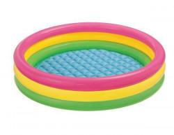 SOFT DNO 147x33 Bazén nafukovací dětský