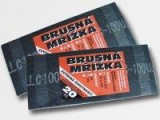 Brusná møížka 93 x 290 mm zr. 80 10ks