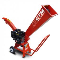 GTM GTS 600 drtič dřeva s benz. motorem do pr. 5cm