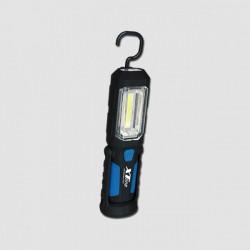 Svítilna montážní LED COB + 1x LED 1W XT60063
