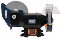FERM BGM1021 dvoukotoučová bruska FSMC-200/150N, 250W