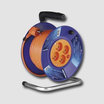 Prodlužovací kabel 50m 230V na bubnu