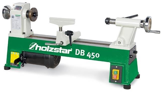 DB 450 HOLZSTAR Soustruh na dřevo