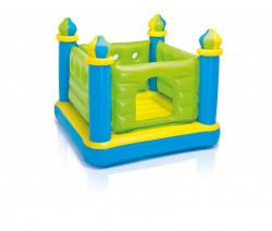 Skákací hrad 132x132x107cm Intex