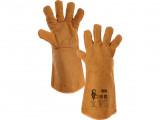 Sváøeèské kožené rukavice AMON