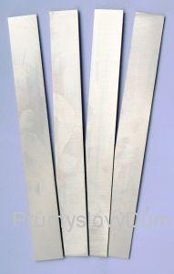 Hoblovací nože PROMA HP-309L, HP-310 sada 4ks