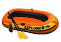 EXPLORER PRO 300 SET pro 2 osoby a 1 dítì oranžovo/žlutý