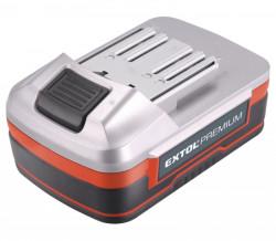 AKU baterie EXTOL 18V 1,5Ah Li-ion 8891110B