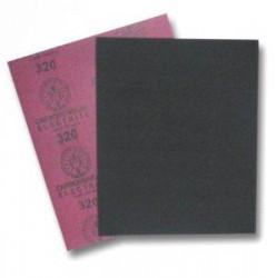 P80 zrno arch 23x28cm Brusné plátno