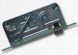 Zámek zadlabací K80/90 P-L ZN