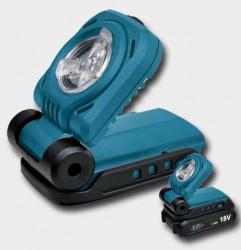 XTline XT102320 Aku svítilna 14,4/18V 3W LED