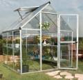 HYBRID 6x6 190x185cm skleník 3,5m2 + HNOJIVO, PLACHTA