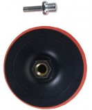 125mm Unašeè pro brusivo na suchý zip