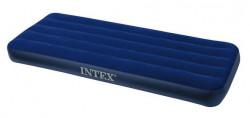 Junior TWIN CLASSIC Nafukovací postel 76x191x25cm INTEX