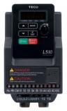 Frekvenèní mìniè 0,4kW TECO L510S-2P5-SH1F-P 1x230V