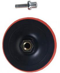 150mm Unašeè pro výseky, brusivo na suchý zip