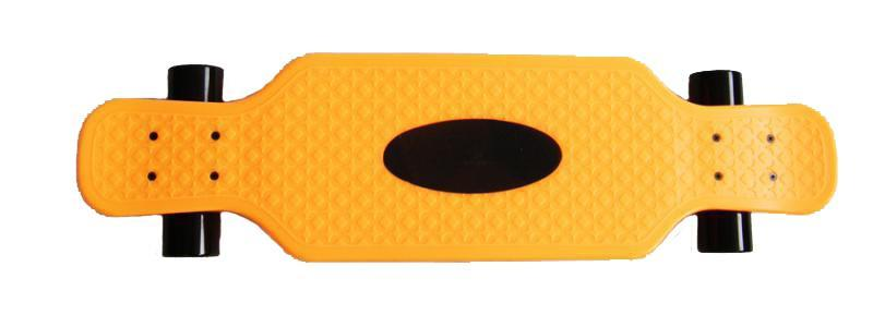 SKATE LONGBOARD PENNY HPP 23208 oranžový