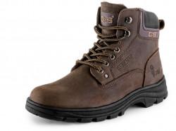 CXS ROAD GRAND WINTER kotníková obuv zimní hnìdá