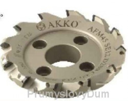 Frézovací hlava AKKO 160mm AFM45-SE12-D160-C40-Z10