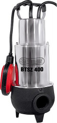 ELPUMPS BTSZ 400 Kalové èerpadlo do septikù 1200W 24000l/h + rukavice