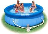Bazén 244x76 cm + filtr SET EASY INTEX