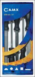 Sada pilníků 200mm AJAX 5ks