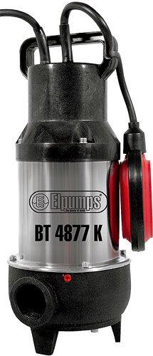 ELPUMPS BT 4877 K Kalové čerpadlo do septiků 900W